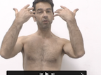 video thumbnail of man gesturing to mind