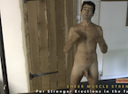 video thumbnail of naked man